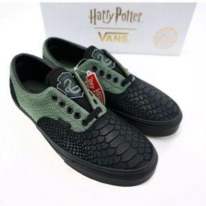 Vans x Harry Potter ERA Slytherin/Black